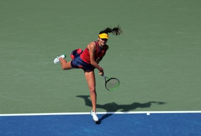 WTA 1000 Indian Wells: esordio shock per Raducanu, avanti Fernandez, Halep e Kvitova