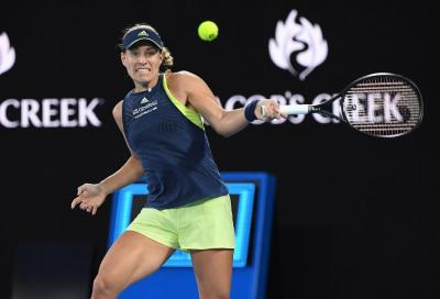 WTA 1000 Indian Wells: avanti Kerber e Krejcikova, Pliskova fuori a sorpresa