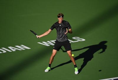 Masters 1000 Indian Wells: Zverev batte un ritrovato Murray, Khachanov supera ancora Carreno