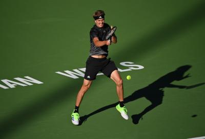 Masters 1000 Indian Wells: Dimitrov rimonta Medvedev, passano Tsitsipas e Zverev