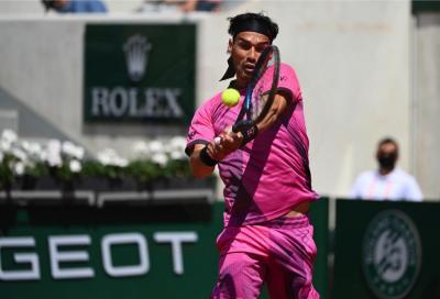 ATP Anversa: Fabio Fognini dà forfait, Lorenzo Musetti entra in main draw