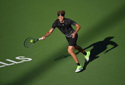 """Masters 1000 Indian Wells, Alexander Zverev: """"Sconfitta dolorosa. Sentivo di essere il favorito del torneo"""""""