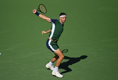 Indian Wells, il programma di sabato 16 ottobre: è il giorno delle semifinali maschili
