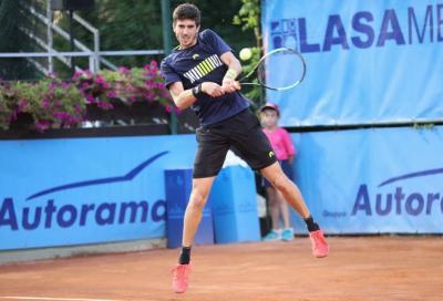 Challenger Napoli 2, nessun italiano in finale: sarà Griekspoor-Ritschard l'ultimo atto del torneo
