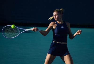 WTA 250 Tenerife, Camila Giorgi si sblocca: vittoria importante al primo turno con Aliona Bolsova