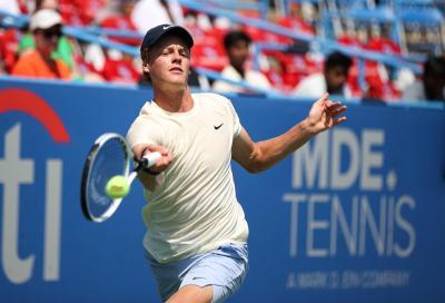 ATP Anversa, Sinner vince il derby contro Musetti
