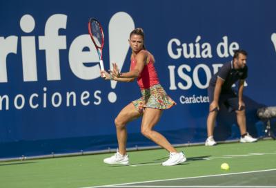 WTA 250 Tenerife, Camila Giorgi senza pietà: vittoria autorevole contro Arantxa Rus nei quarti di finale