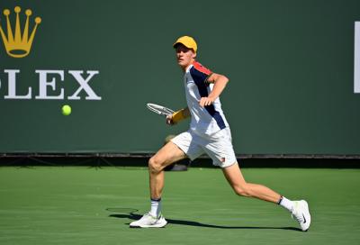 ATP 250 Anversa, Jannik Sinner batte Arthur Rinderknech e conquista la sesta semifinale del 2021