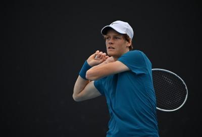 ATP Anversa, Jannik Sinner: