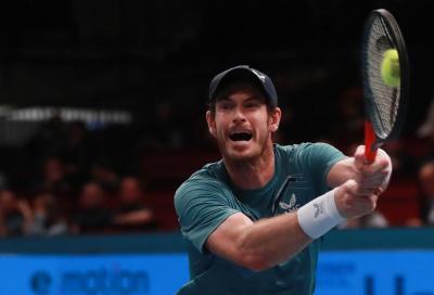 ATP Vienna, Murray non muore mai: Hurkacz si arrende al termine di una battaglia durissima