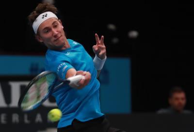ATP Vienna, Ruud: