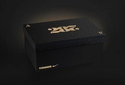 Federer, regalo speciale dalla Nike