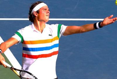 Tokyo: grande Raonic, battuto Murray