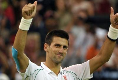 Djokovic leader 2012, Errani sesta forza
