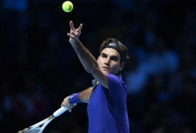 Federer, debutto perfetto
