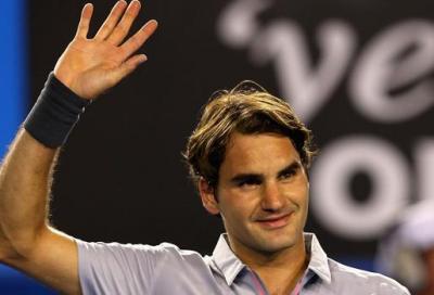 """Federer: """"Io più forte che mai"""""""
