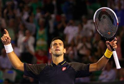 Djokovic infinito, battuto Wawrinka 12-10 al 5°