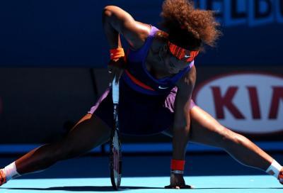 Serena fuori. In semi Murray, Azarenka e Stephens