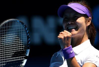 Azarenka e Li in finale. Sharapova giornata 'no'