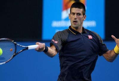 Djokovic schianta Ferrer e vola in finale