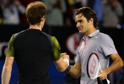 Murray sfinisce Federer in 4 ore e 5 set