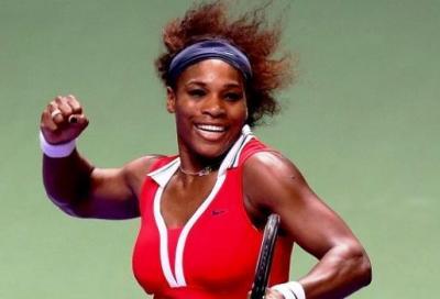 Serena di nuovo in vetta