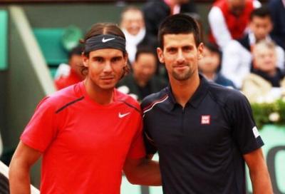 "Nadal: ""Con Djokovic no problem"""
