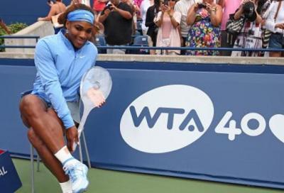 Serena, regina a Toronto