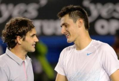 "Tomic vuole ""rottamare"" Federer"