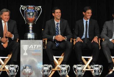 Nastase: Federer andrà in pensione quando vuole