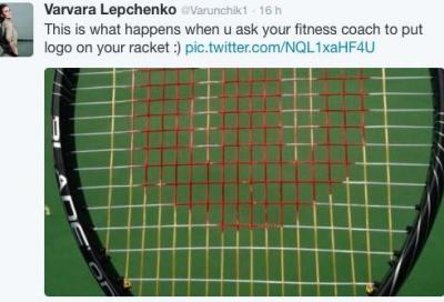 """Lepchenko e il coach """"artista"""""""