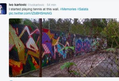 Il muro di Ivo e gli incubi di Raonic