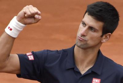 Djokovic ok, ma che Gulbis!