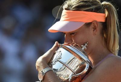 Sharapova, la tigre del Roland Garros