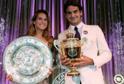"Federer: ""Murray-Mauresmo? Interessante..."""
