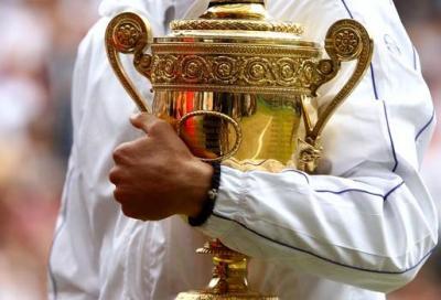 Wimbledon, Nadal con Federer, Djokovic con Murray
