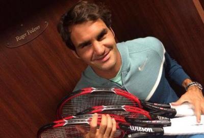 Federer svela la sua arma segreta