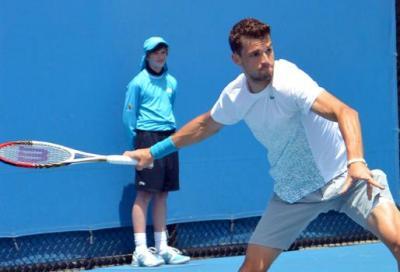 """Dimitrov: un diritto alla """"baby Federer"""""""