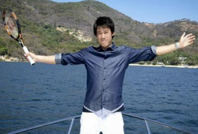 Nishikori a un passo dal podio