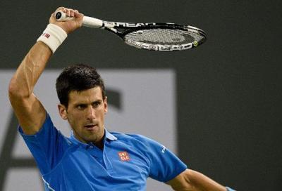 Djokovic e Murray avanti, Fognini e Vinci out
