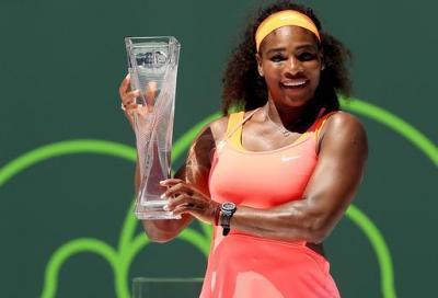 Serena, ottavo sigillo a Miami