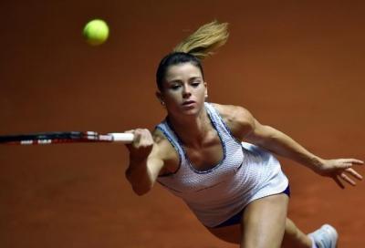 Italia-Usa: subito Giorgi contro Serena