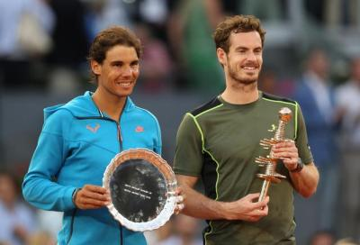 Murray in trionfo a Madrid