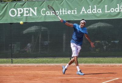 Lodi abbraccia il tennis internazionale