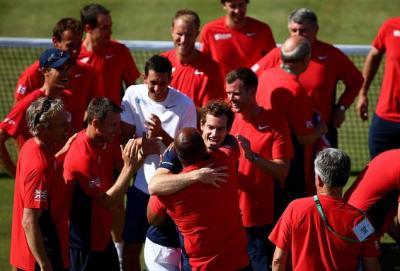 Coppa Davis: Gran Bretagna e Australia in semifinale