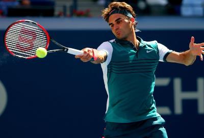 Federer va di fretta