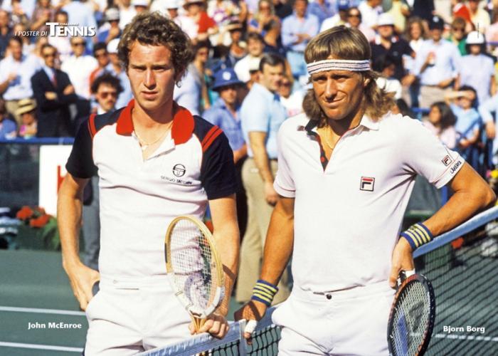 """Il settimo poster allegato al numero di novembre 2014 de """"Il Tennis Italiano""""Il Tennis Italiano. Selezione di Max Grassi.Diritti riservati."""