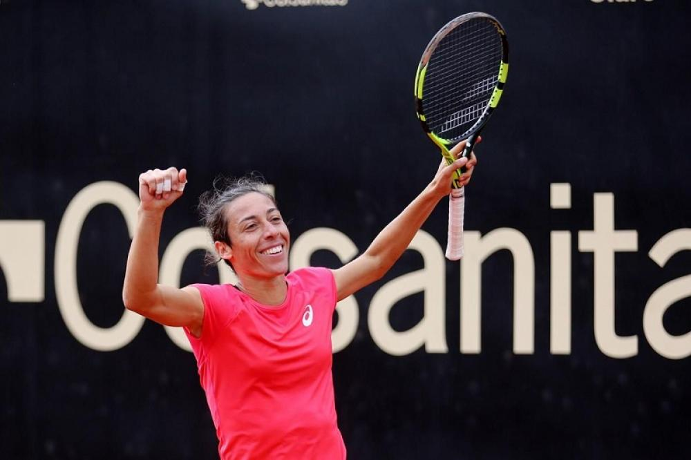 Bogotà 2017 – A quasi 37 anni, ha avuto la forza di vincere il suo ultimo torneo WTA, l'ottavo. Francesca si è adattata meglio delle altre all'altitudine di Bogotà e ha potuto scatenare la sua gioia, un entusiasmo mai scalfito dallo scorrere del tempo.