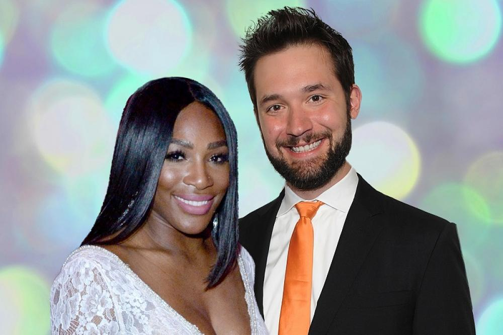Serena Williams e Alexis Ohanian sono innamoratissimi