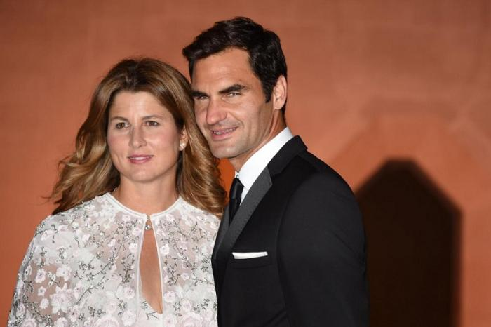 Roger Federer ha sposato Mirka Vavrinec nel 2009